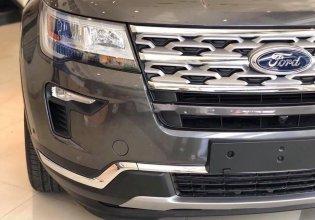 Cần bán Ford Explorer năm sản xuất 2019, màu xám, nhập khẩu giá 2 tỷ 268 tr tại Tp.HCM