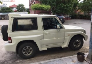Xe Hyundai Galloper 2.5 AT 2003, màu trắng, xe nhập   giá 133 triệu tại Quảng Ninh