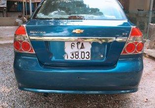 Bán Daewoo Gentra sản xuất năm 2008, màu xanh lam xe gia đình giá 170 triệu tại Bình Dương
