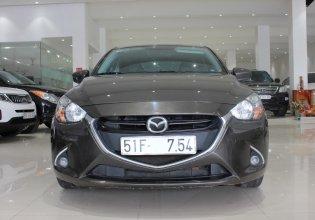 Cần bán Mazda 2 1.5AT Sedan đời 2016, màu nâu, biển số SG giá 455 triệu tại Tp.HCM