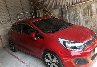Bán Kia Rio năm sản xuất 2014, màu đỏ, xe nhập, full option giá 419 triệu tại Hải Phòng