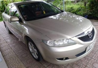 Bán ô tô Mazda 6 năm 2003, màu vàng, giá chỉ 310 triệu giá 310 triệu tại Tp.HCM
