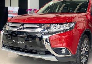 Mitsubishi Outlander 2019. Hỗ trợ trả góp 85% trả trước 200 triệu giá 888 triệu tại Tp.HCM
