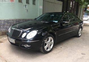 Bán Mercedes E200 sản xuất năm 2008, màu đen xe gia đình, giá chỉ 395 triệu giá 395 triệu tại Hà Nội