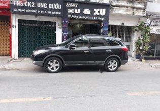 Bán Hyundai Veracruz 3.8 V6 sản xuất 2007, màu đen, xe nhập số tự động giá 450 triệu tại Tp.HCM