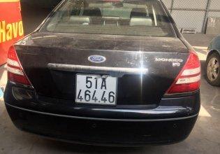 Bán Ford Mondeo sản xuất 2005, màu đen, xe nhập số tự động, 195 triệu giá 195 triệu tại Tp.HCM