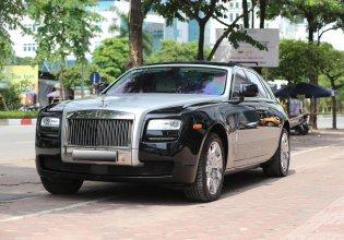 Bán Rolls-Royce Ghost Series I đời 2011, màu đen, xe nhập giá 10 tỷ 450 tr tại Hà Nội