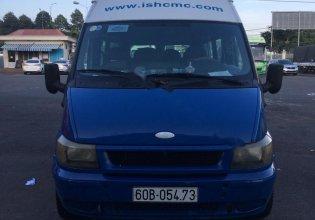 Cần bán lại xe Ford Transit năm 2004, màu xanh lam giá 170 triệu tại Đồng Nai
