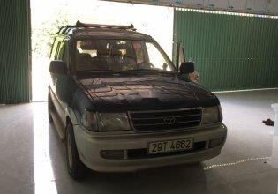 Bán Toyota Zace sản xuất năm 2001, màu xanh dưa giá 170 triệu tại Hà Nội