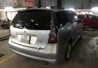 Cần bán lại xe Mitsubishi Grandis 2.4 AT sản xuất năm 2006, màu bạc  giá 310 triệu tại Hải Phòng