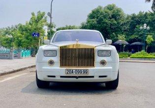 Bán ô tô  Rolls-Royce Phantom Series VII đời 2008, màu trắng, xe nhập giá 13 tỷ 500 tr tại Hà Nội