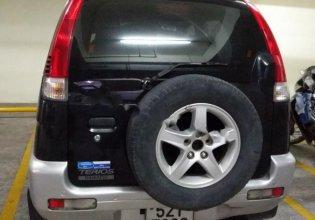 Cần bán lại xe Daihatsu Terios 1.3 4x4 MT 2005, màu đen, xe nhập  giá 199 triệu tại Tp.HCM