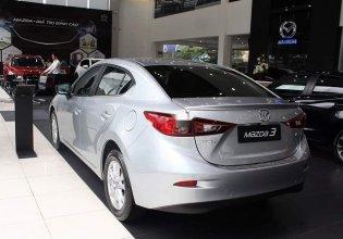 Cần bán xe Mazda 3 đời 2019, màu bạc giá 649 triệu tại Tp.HCM