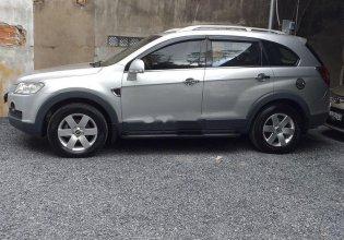 Gia đình bán Chevrolet Captiva 2007, màu bạc  giá 275 triệu tại Tp.HCM