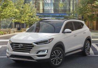 Bán xe Hyundai Tucson Facelif 2019, màu trắng xe giao ngay giá 910 triệu tại Lâm Đồng