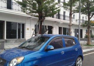 Bán Kia Morning đời 2012, màu xanh lam, xe nhập  giá 223 triệu tại Hà Nội