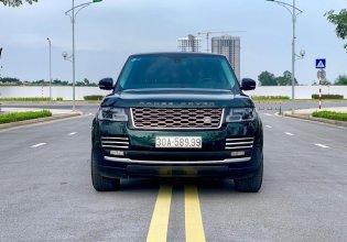 Bán xe LandRover Range Rover HSE đời 2013, màu xanh lục, xe nhập giá 4 tỷ 50 tr tại Hà Nội