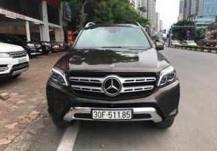 Mercedes GLS400 2019 nâu       giá Giá thỏa thuận tại Hà Nội