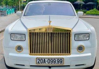 Bán xe Rolls-Royce Phantom Series VII sản xuất 2008, màu trắng giá 13 tỷ 500 tr tại Hà Nội