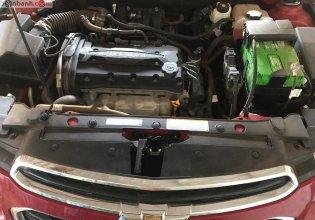 Cần bán gấp Chevrolet Cruze LT 1.6 MT đời 2015, màu đỏ giá 375 triệu tại Đắk Lắk
