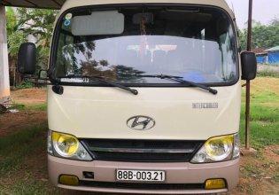 Bán xe Hyundai County sản xuất năm 2013, đồng vàng giá rẻ giá 670 triệu tại Vĩnh Phúc