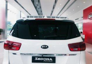 Bán Kia Sedona Luxury D năm 2019, màu trắng giá 1 tỷ 209 tr tại Tp.HCM