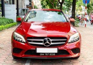 Cần bán gấp Mercedes C200 2019, màu đỏ, chạy lướt giá cực tốt giá 1 tỷ 459 tr tại Hà Nội