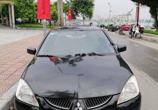Bán Mitsubishi Lancer Gala đời 2003, màu đen, nhập khẩu  giá 200 triệu tại Hà Nội