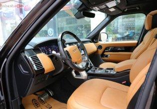 Bán LandRover Range Rover Autobiography LWB 5.0 V8 đời 2019, màu đen, nhập khẩu  giá 12 tỷ 828 tr tại Hà Nội