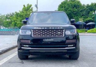 Bán LandRover Range Rover Autobiography LWB đời 2014, màu đen, nhập khẩu giá 6 tỷ 200 tr tại Hà Nội