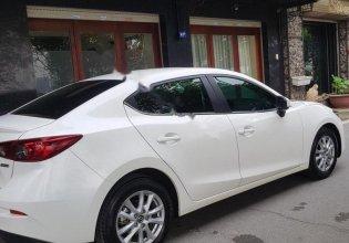 Bán Mazda 3 1.5AT đời 2017, màu trắng, giá cạnh tranh giá 638 triệu tại Hà Nội