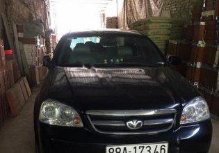 Bán Daewoo Lacetti EX năm sản xuất 2011, màu đen, số sàn  giá 220 triệu tại Thái Nguyên