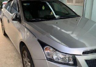 Bán Chevrolet Cruze LS 1.6 MT sản xuất năm 2014, màu bạc, số sàn   giá 320 triệu tại Tp.HCM