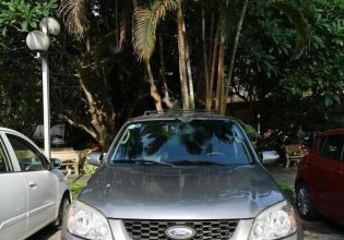 Bán Ford Escape XLS 2.3L 4x2 AT đời 2011, màu xám giá 385 triệu tại Hà Nội