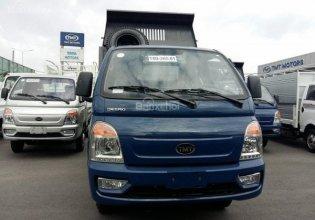xe ben 2 tấn 1 động cơ Isuzu giá tốt trong tháng giá 369 triệu tại Tp.HCM