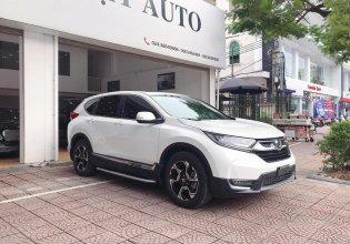 Bán xe Honda CR V 2019, màu trắng giá 1 tỷ 130 tr tại Hà Nội