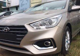 Cần bán Hyundai Accent đời 2019, màu nâu giá 428 triệu tại Tp.HCM