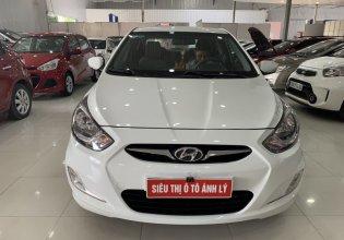 Bán Hyundai Accent 1.4AT đời 2011, màu trắng, nhập khẩu giá 355 triệu tại Phú Thọ