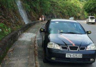 Lên đời bán xe Daewoo Lacetti năm 2005, màu đen giá 145 triệu tại Hà Giang
