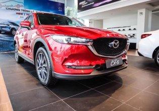 Bán Mazda CX 5 2.0 AT đời 2019, màu đỏ giá 829 triệu tại Hà Nội