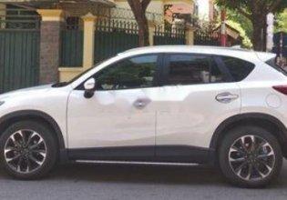 Chính chủ bán Mazda CX 5 sản xuất năm 2017, màu trắng giá 780 triệu tại Hà Nội