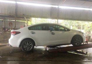 Chính chủ bán Kia Cerato sản xuất năm 2016, màu trắng, xe nhập giá 420 triệu tại Đà Nẵng