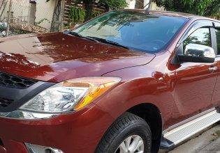 Bán Mazda BT 50 3.2 số tự động 2 cầu, năm 2015 màu đỏ, nhập khẩu đẹp mới 90% giá 550 triệu tại Tp.HCM
