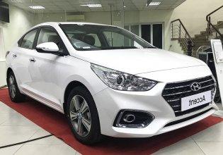 Bán Hyundai Accent MT năm sản xuất 2019, màu trắng giá 425 triệu tại Tiền Giang
