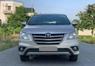 Bán Toyota Innova 2016 số sàn vàng cát, chính chủ giá 537 triệu tại Tp.HCM