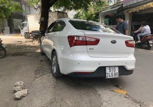Bán ô tô Kia Rio Sedan sản xuất 2016, màu trắng, nhập khẩu nguyên chiếc giá 460 triệu tại Tp.HCM