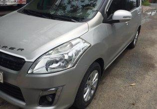 Bán Suzuki Ertiga 1.4 AT đời 2016, màu bạc, xe nhập số tự động giá 355 triệu tại Tp.HCM