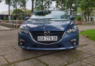 Bán Mazda 3 sản xuất 2016, màu xanh lam giá 560 triệu tại Tp.HCM