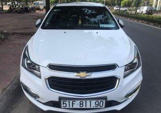Chính chủ bán Chevrolet Cruze sản xuất 2016, màu trắng, nhập khẩu giá 470 triệu tại Tp.HCM