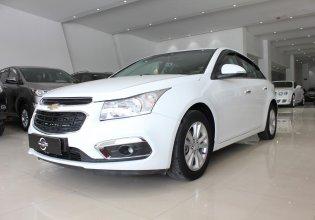 Bán Chevrolet Cruze LT đời 2017, màu trắng giá 420 triệu tại Tp.HCM